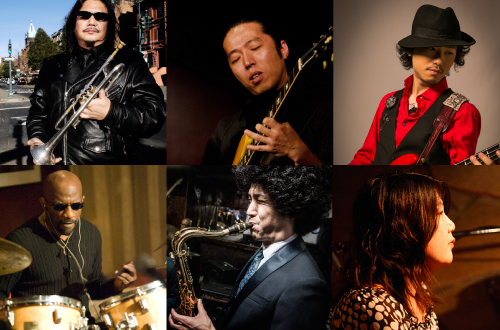 Soulbleed ELECTRIC featuring RYOJU FUKUSHIRO from New York Tribute to Sir Miles Davis live 『マイルス・デイビス生誕90周年記念ライブ』