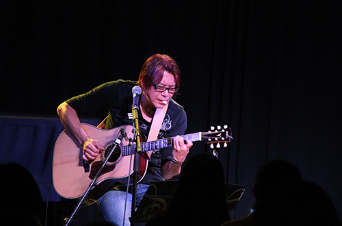 "ACE Acoustic live""単独犯 ~ the 高飛び"" 『淀川大捜査線』"